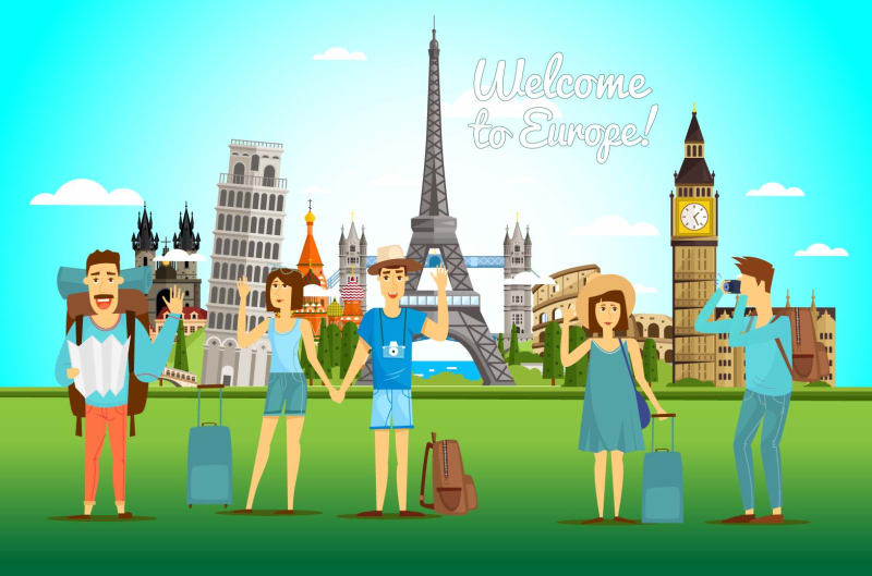 All You Need To Know Before Traveling To Europe VIVA Lifestyle - Travel to europe