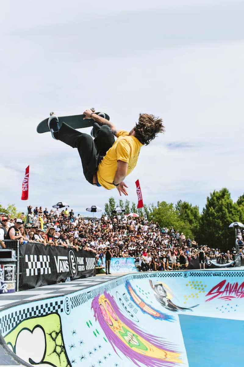 7469056940 Lucky enough to be in Vancouver this July 13th  Pop down to the Hasting  Skateboard Park for a show of sheer physical skill