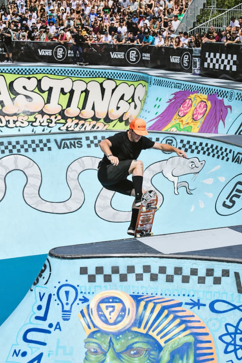 77e0da3d4d For those of you who have never had a chance to watch world champion  skateboarders compete live
