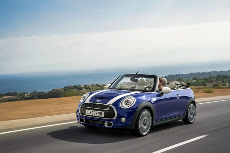 Beat The Holiday Blues With A 2019 Mini Cooper S Road Trip